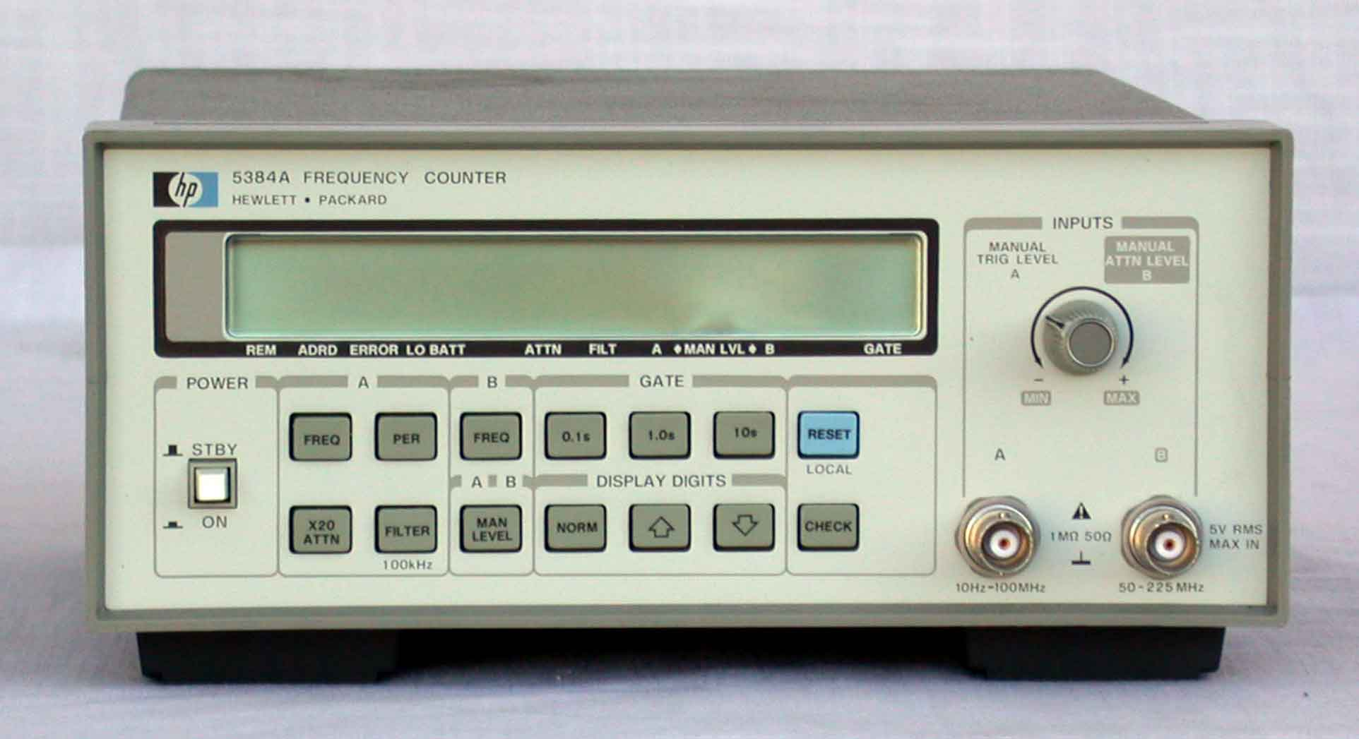 Agilent Frequency Counter : Keysight agilent a frequency counters