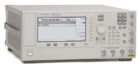 Sensible Hp Agilent Yokogawa 4195a Measurement Unit With Option 001 Always Buy Good Collectibles Hats