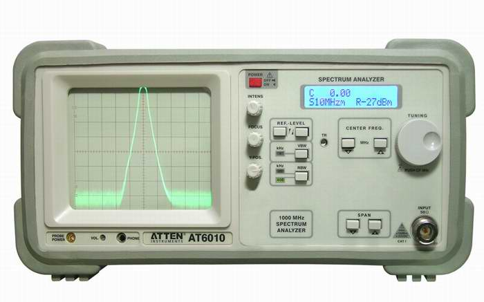 Atten Electronics AT6010 1GHz Spectrum Analyzer