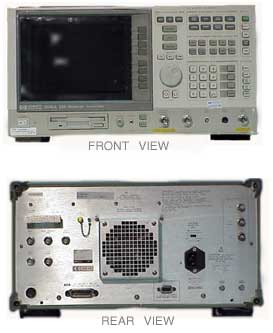 Clothing, Shoes & Accessories Hats Sensible Hp Agilent Yokogawa 4195a Measurement Unit With Option 001 Always Buy Good
