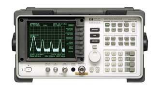 agilent hp 8563a 9 khz 26 5 ghz spectrum analyzer rh testequipmentconnection com Service ManualsOnline Owner's Manual