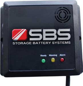 Storage Battery Systems SBS-H2