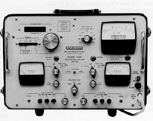 Test Set - Transmission Test Set - Radio Test Set - Bit